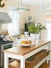 12 Freestanding Kitchen Islands - The Inspired Room