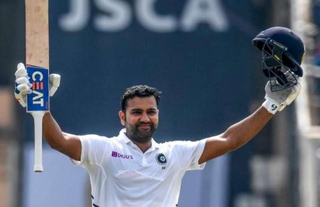 आईसीसी टेस्ट रैंकिग : रोहित कॅरियर के सवश्रेष्ठ 8वें स्थान पर पहुंचे
