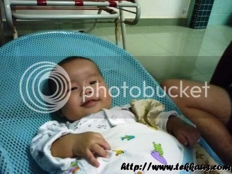 Little Jordan Giggled