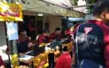 AGP Gelar Pasar Murah dan Daging Bersubsidi di Kawasan Rawa Badak, Jakarta Utara (Foto: Ridwan/Industry.co.id)