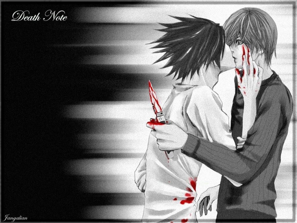Lightxl Death Note Wallpaper 9973775 Fanpop