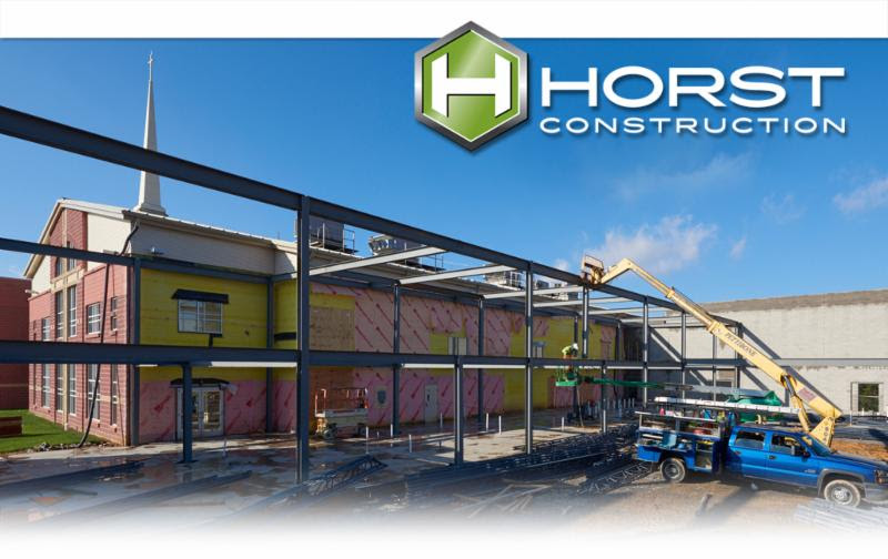 Family Life Center State College Alliance Church Horst Construction