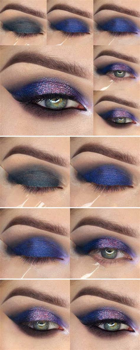 35 Wedding Makeup for Blue Eyes   The Goddess