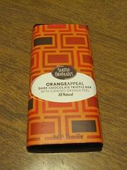 Seattle Chocolates Orange Appeal