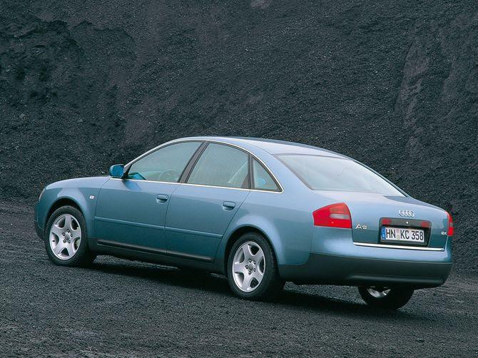 Audi C5 A6 Review (1997-04): 2.7TT, V6 and V8