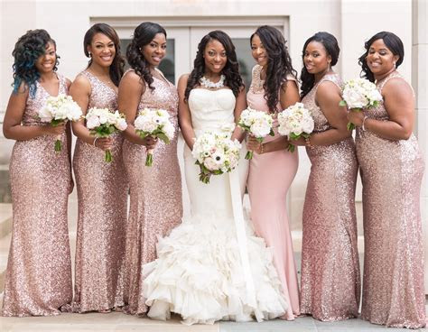 Taupe Dress On Dark Skin   Wedding Ideas