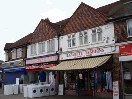 Hounslow Road Parade, Hanworth