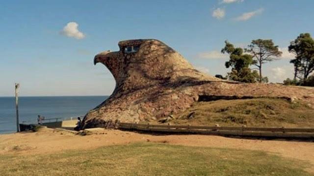 praia atlantida aguia uruguai
