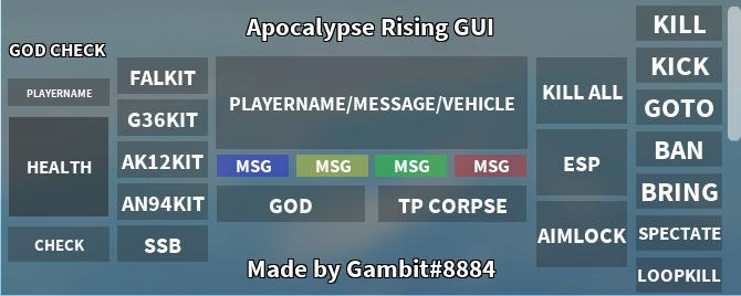 Apocalypse Rising Hacks For Mac