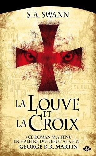 Couverture La Louve et La Croix