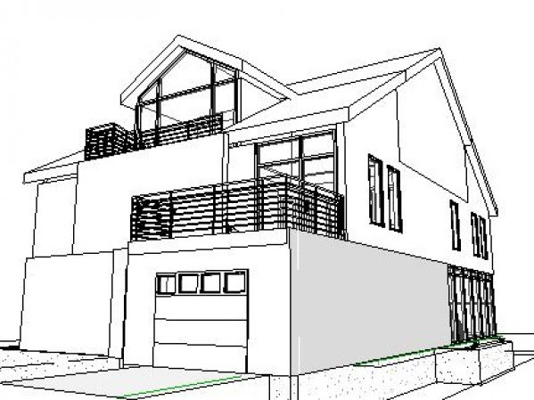 Perspective  House  Drawing  at GetDrawings com Free for