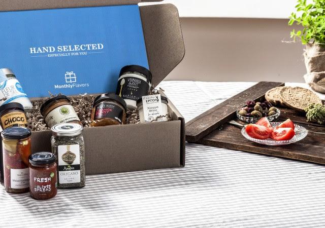 MonthlyFlavors: Διαλεγμένα ελληνικά προϊόντα έρχονται στο σπίτι σας κάθε μήνα