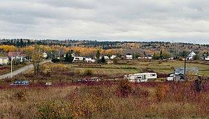 North Cobalt (part of municipality Temiskaming...