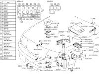 1997 Ls 400 Wiring Diagram