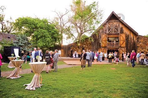 Rustic Oklahoma City Wedding Venues