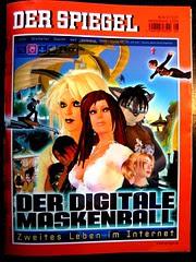Spiegel Secondlife Der digitale Maskenball. Zweites Leben im Internet