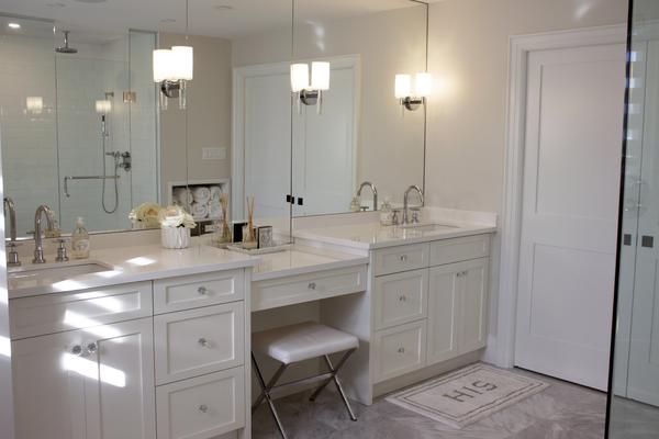 Cool Bathroom Quartz Countertops images