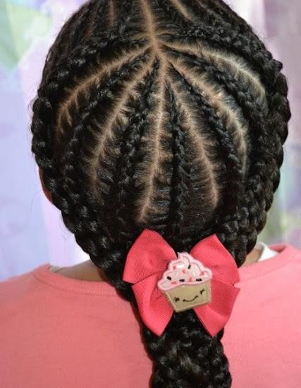 40 Kid Hairstyles With Braiding Hair