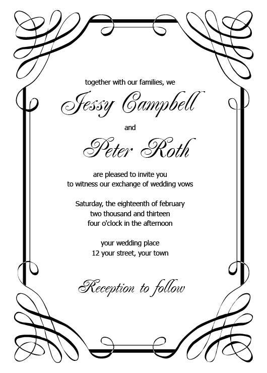 1000+ ideas about Free Invitation Templates on Pinterest   Party ...