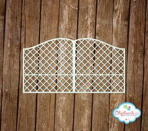 Резной забор ― Магазин-производство товаров для рукоделия и скрапбукинга.