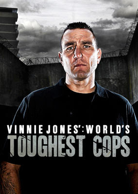 Vinnie Jones World's Toughest Cops - Season 1
