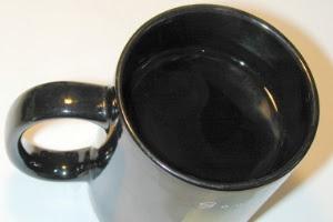 O estudo mostra que grandes quantidades de café não ajudam a emagrecer
