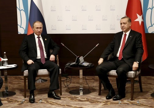 `Σφαγή` Πούτιν-Ερντογάν στο Παρίσι - Παίρνεις πετρέλαιο από τους τζιχαντιστές - Είσαι ανήθικος... εάν το αποδείξεις θα παραιτηθώ