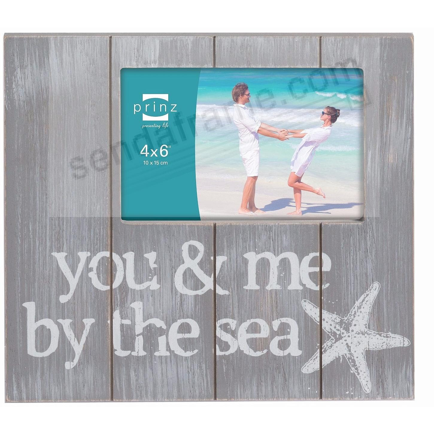 You Me By The Sea Frame By Prinz Picture Frames Photo Albums