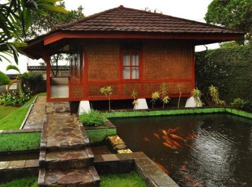 Villa Disewakan di Kompleks Villa Bukit Makati Elok, Desa Gunung