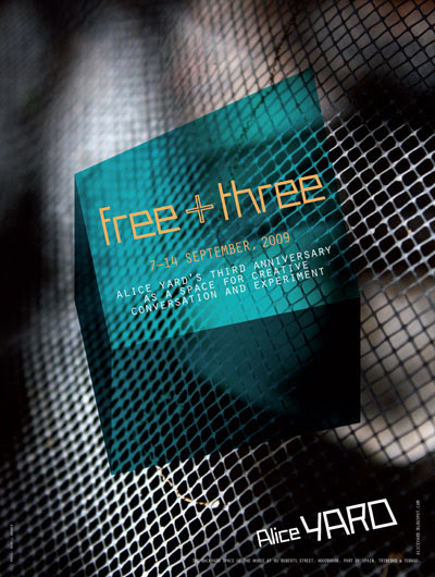 free+three poster 1
