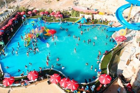 Sky Land Park in Ramallah