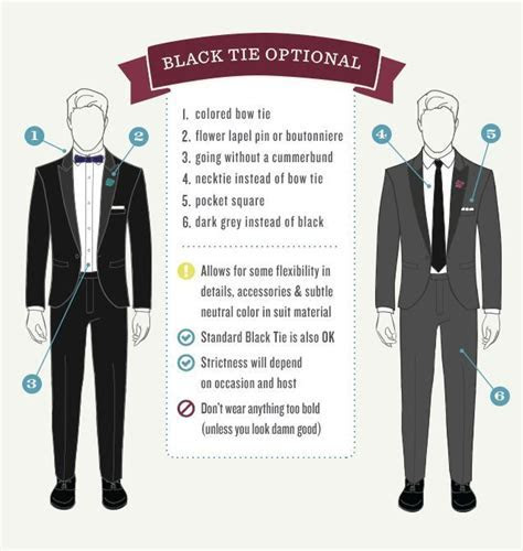 Formal Dress Codes For Men   What A Gentleman Needs To