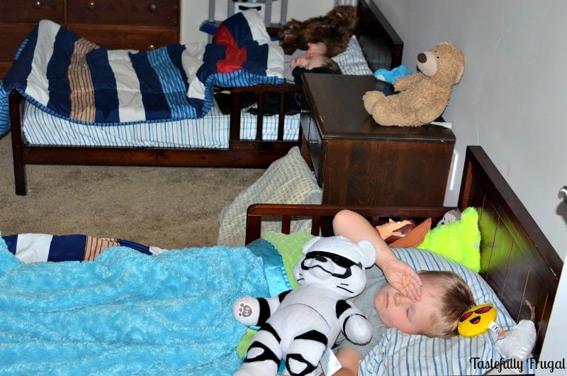 How To Get Your Kids To Fall Asleep Fast and Sleep Through ...