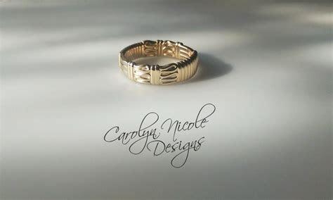 Carolyn Nicole Designs   President's Wedding Ring by