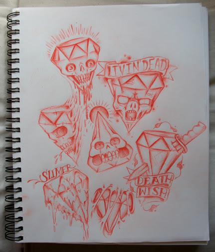 Diamond tattoo Money sign with diamonds Diamond tattoo symbol Diamond and