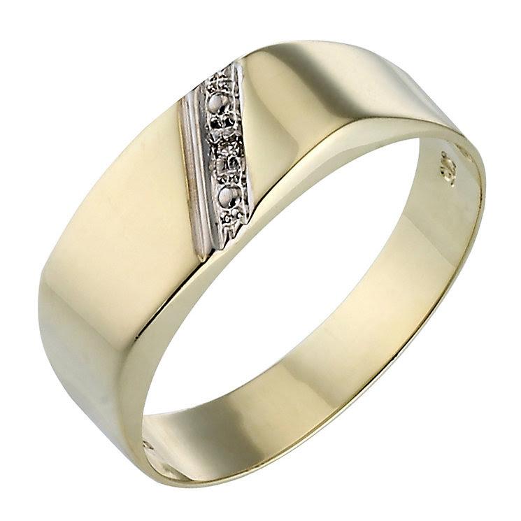 H Samuel Jewellers Mens Wedding Rings Image Of Ring Enta