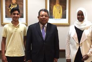 Wakil AS sertai Tilawah Al-Quran Antarabangsa di KL