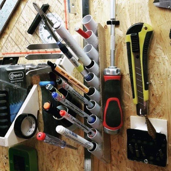 Top 80 Best Tool Storage Ideas Organized Garage Designs