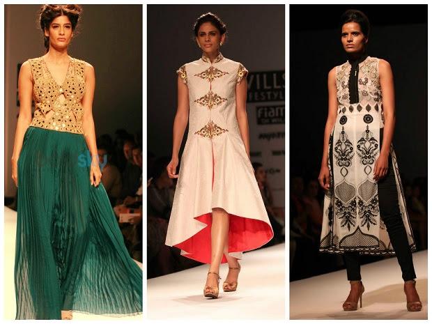 New Delhi  Wills Lifestyle India Fashion Week Summ-302991