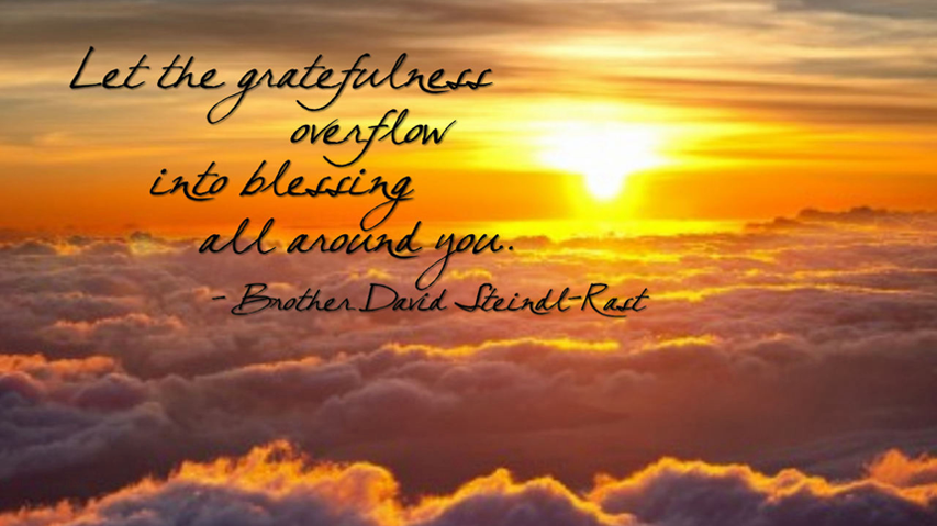 A Good Day With Brother David Steindl Rast Video Dawn Productions