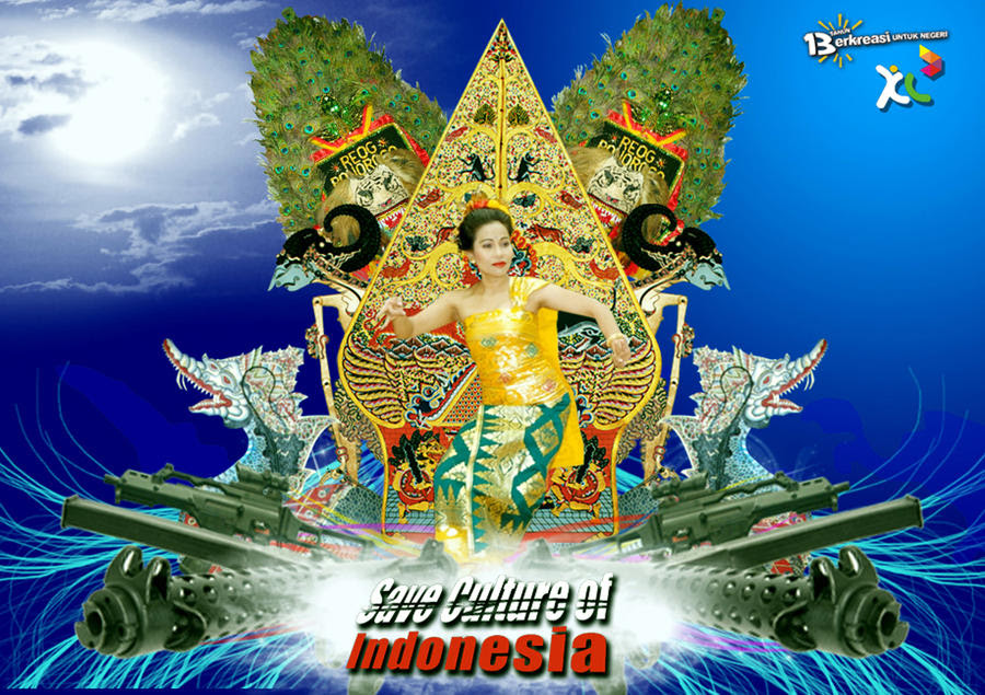 save culture of indonesia by pascreative on DeviantArt