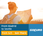 From Madrid to Seville