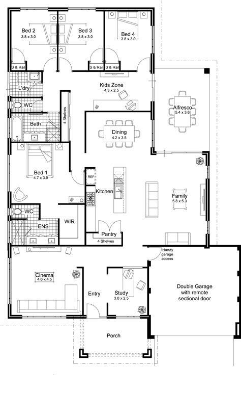 open floor plans award winning open floor plans