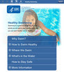 CDC's New Healthy Swimming App