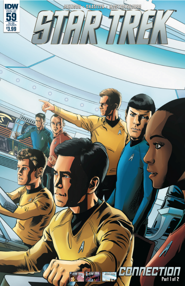 Image result for star trek issue 59