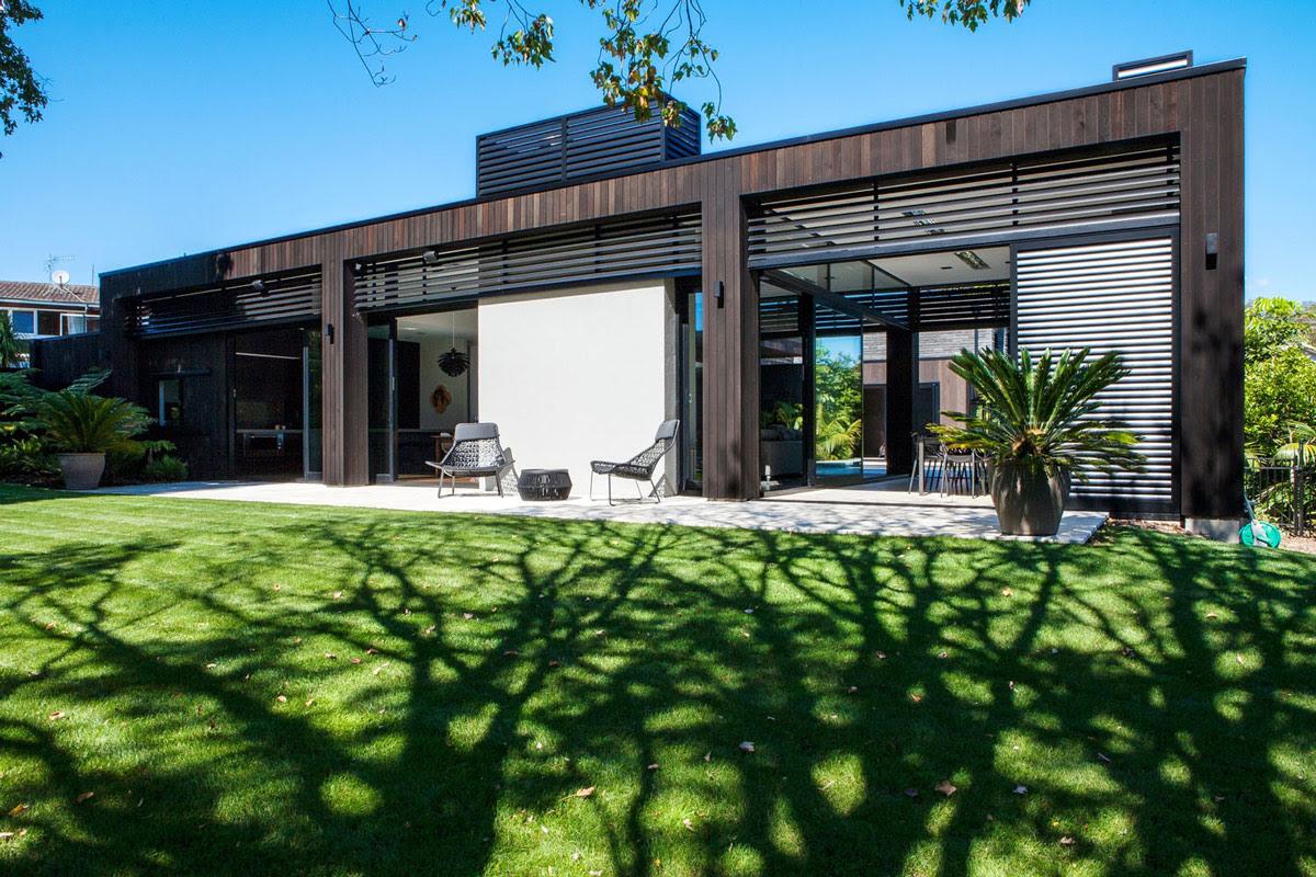 Tasteful Modern House in Auckland, New Zealand - Interior Design Nz ~ Beautiful Home Interiors