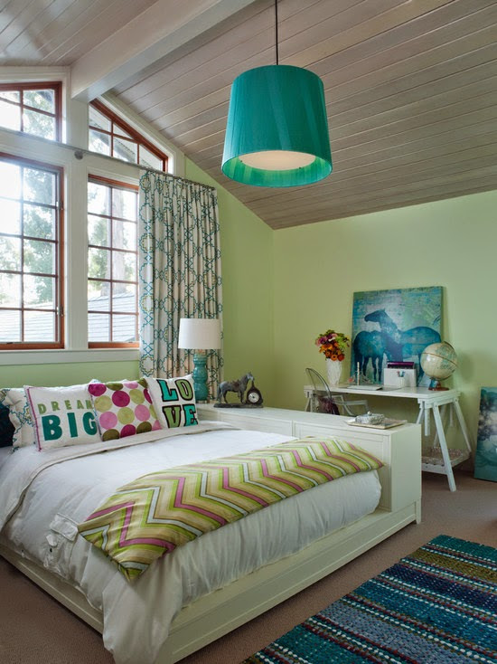 Girl S Modern Bedroom (San Francisco)