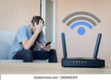 slow internet ,game lag,why?