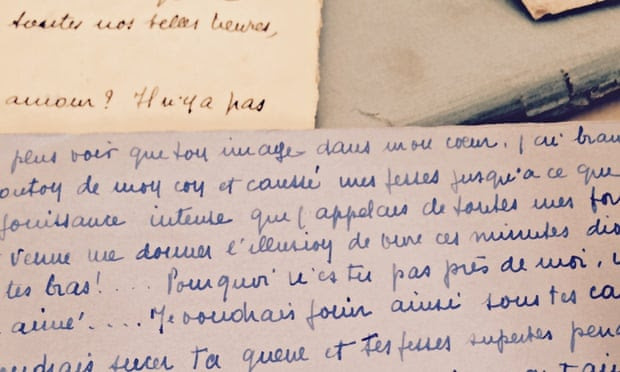 Letters from Mademoiselle Simone