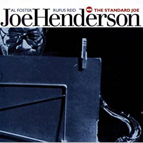 Joe Henderson – The Standard Joe cover